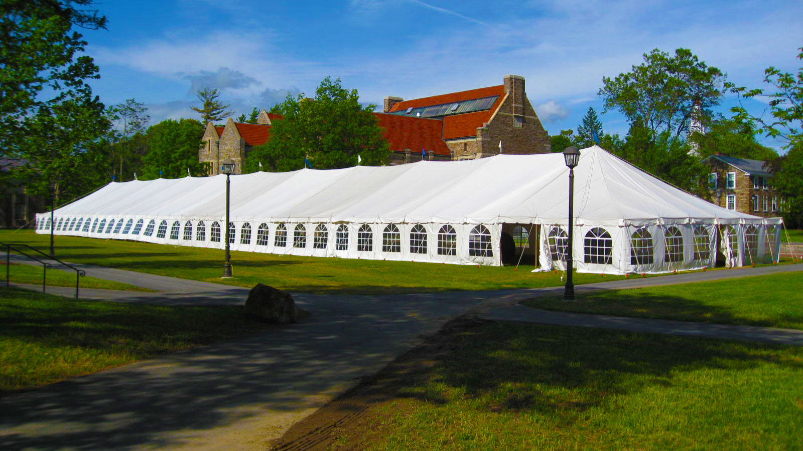 Tent Rentals for Weddings